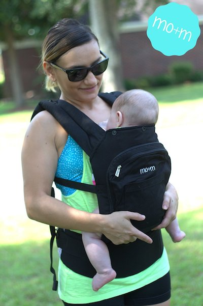 best baby ergonomic carriers - The Mo+m Carrier