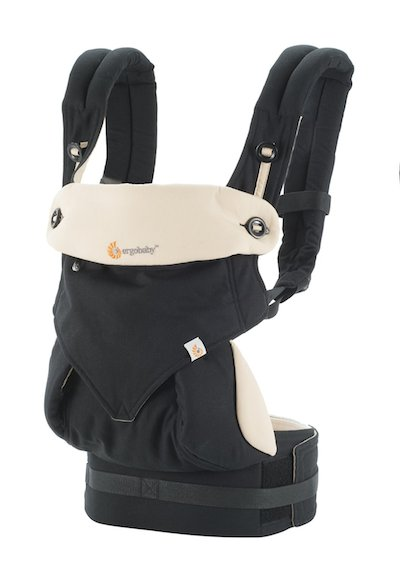 ergonomic baby carrier - ERGObaby Four Position 360 Baby Carrier, Black