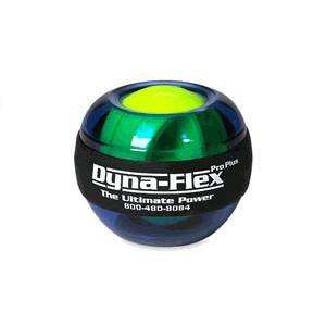 powerball gyro wrist exerciser - dynaflex pro stength trainer