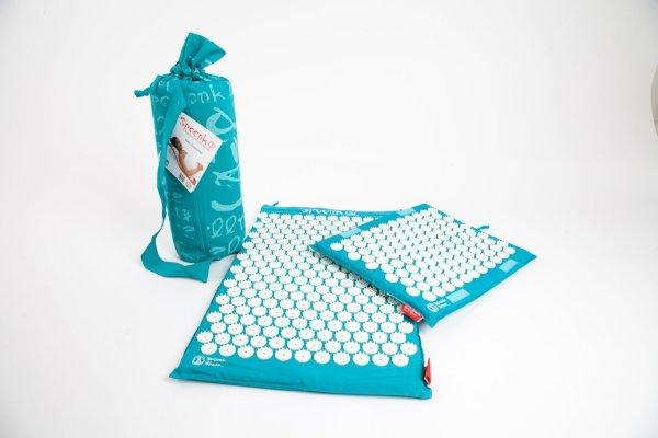 spoonk cotton combo acupressure mat