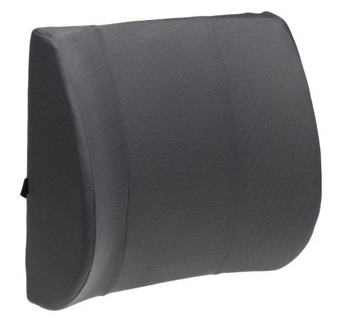 Best lumbar support - Duro-Med Relax-a-Bac, Lumbar Back Support Cushion Pillow with Insert and Strap to Properly Align the Spine and Ease Lower Back Pain