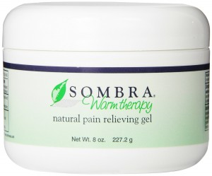 sombra pain relieving gel