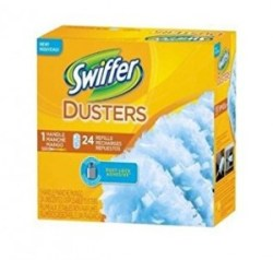 gift ideas for people with allergies - Swiffer Dusters Handle and Refills