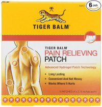 Tiger Balm Patch - Pain relieving patch