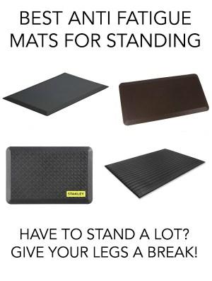 best anti fatigue mats