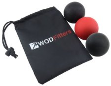 best self massage tools - WODFitters Mobility Lacrosse Balls Set