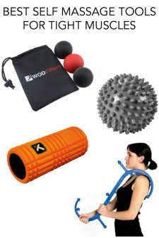 best self massage tools for tight muscles