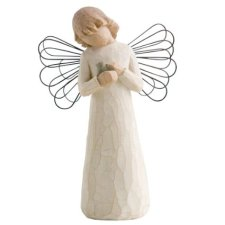 breast cancer surgery gift idea - Willow Tree Angel of Healing