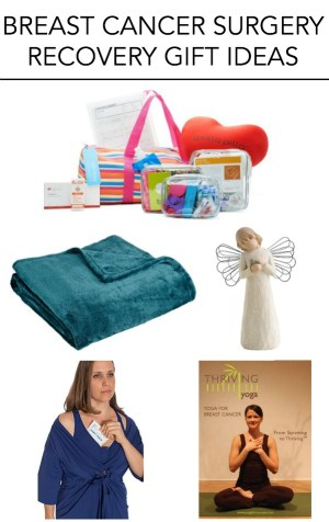 breast cancer surgery gift ideas