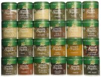 gift ideas for diabetics - Ultimate Organic Starter Spice Gift Set