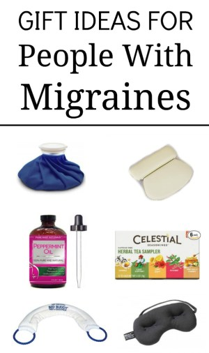gift ideas for people with migraines