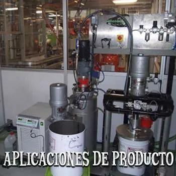 Aplicaciones de producto