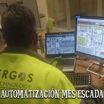 Automatizacion MES ESCADA