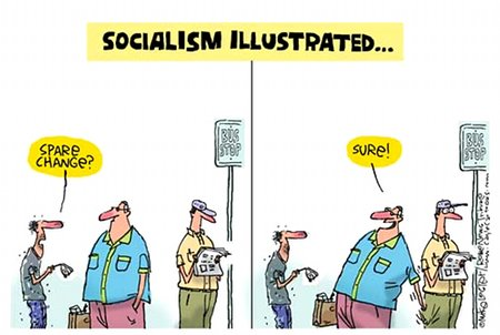 The New Socialist: An Achievement in Illogical Radicalism (2/2)
