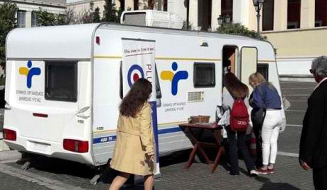 Δήμο Σιθωνίας: Προληπτικοί έλεγχοι για κορονοϊό