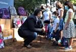 Ο Περιφερειάρχης Κεντρικής Μακεδονίας Α. Τζιτζικώστας παρέδωσε 1.244 σχολικές τσάντες για τα «πρωτάκια» των πολύτεκνων οικογενειών της Κεντρικής Μακεδονίας