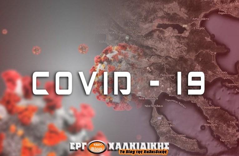 Κορωνοϊός: 23 κρούσματα από την Π.Ε. Χαλκιδικής