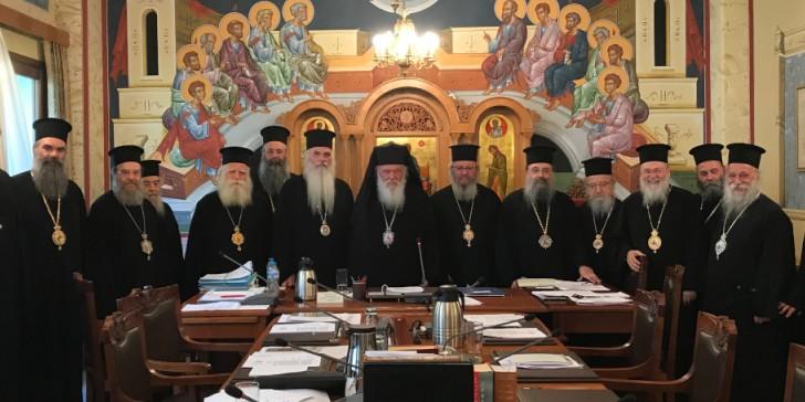 Θα ανοίξουν κανονικά οι ναοί τα Θεοφάνεια λέει η Ιερά Σύνοδος