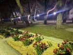 Εξωραϊσμός και καλλωπισμός πάρκου στον Άγιο Παύλο (όπισθεν δημοτικού αναψυκτηρίου)