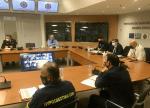 Ευρεία σύσκεψη στην Πολιτική Προστασία με ΚΕΔΕ και Περιφερειακές Ενώσεις Δήμων ενόψει αντιπυρικής περιόδου 2021