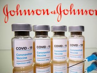 Εμβόλιο Johnson & Johnson: Παγώνουν και στην Ελλάδα οι εμβολιασμοί