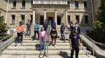 Η Δήμητρα Πρασσά και η Όλγα Κωνσταντάρα απο την Χαλκιδική στην «Χρυσή 11άδα»  που θα σπουδάσουν στην Αμερική
