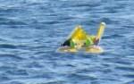 Χαλκιδική: 6χρονη παρασύρθηκε από ρεύμα μαζί με το στρώμα της  – Αίσιο το τέλος της περιπέτειας της