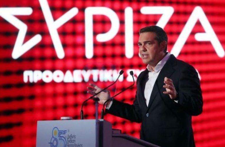Αλέξης Τσίπρας: Κατώτατος μισθός 800 ευρώ, 35ωρο εργασίας, πρόσβαση σε ΑΕΙ με απολυτήριο