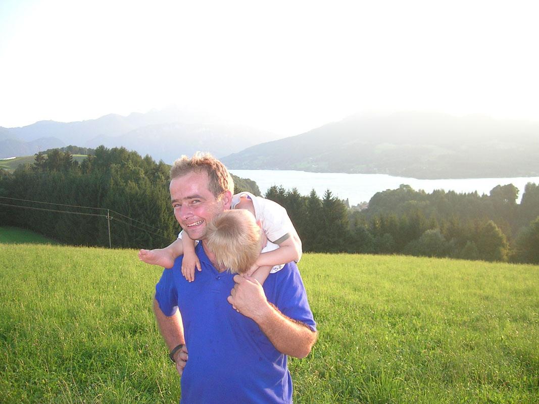 August 2007 in Austria