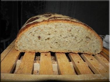 Pain à la farine blutée