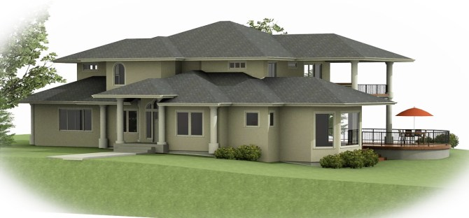 3D design by Hoff Design Build