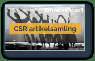 CSR-artikelsmal