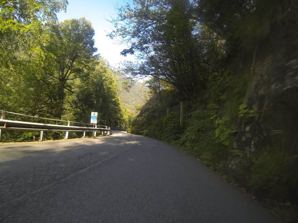 En route pour Locarno