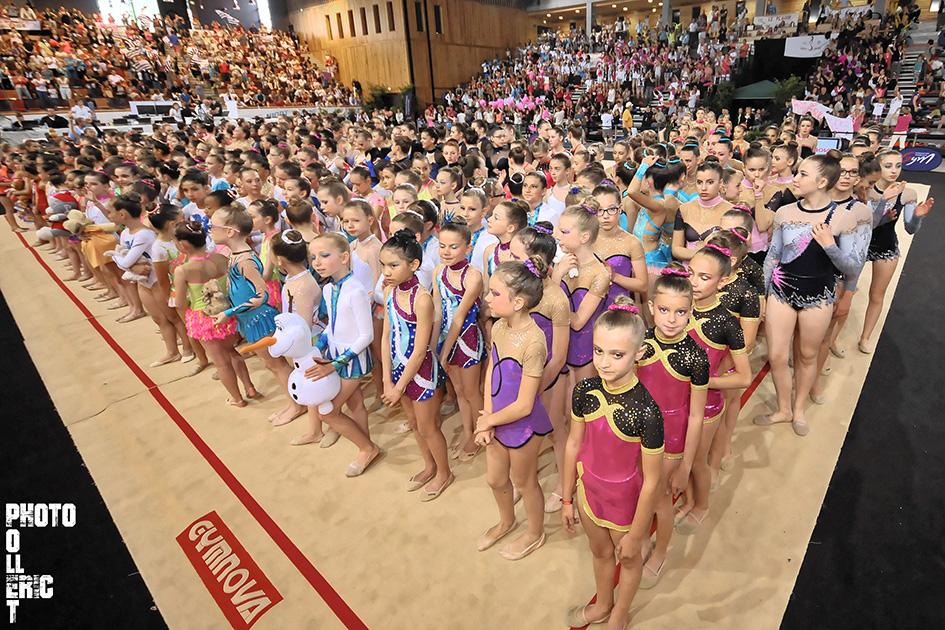 Championnat France gymnastique rythmique (1)