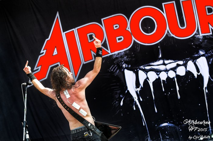 Airbourne © Eric Pollet