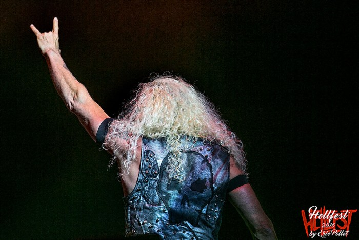 Twisted Sister– Hellfest 2016 – © Eric Pollet