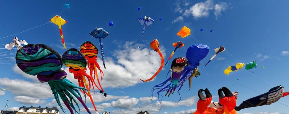 Festival du cerf-volant de Châtelaillon-Plage