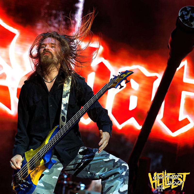 Hellfest 20017 : Sabaton – © Eric Pollet