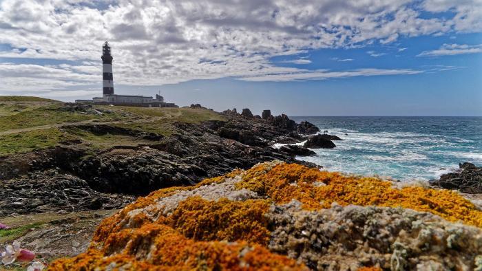 Le phare de Créac'h à Ouessant
