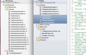 TileMap Project Screenshot
