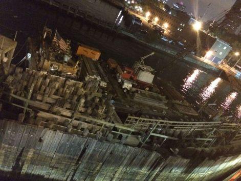 Staten Island Ferry Dock