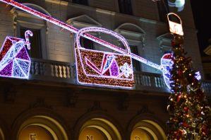 Via del Corso in Rome