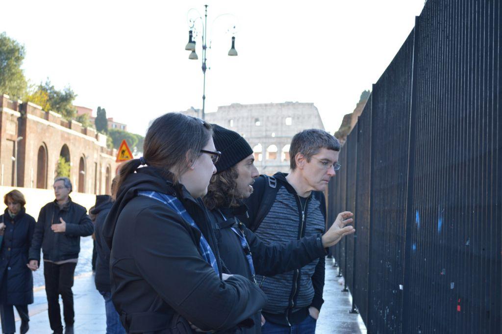 Jennifer, Allen, and Vincenzo