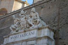 Outside the Vatican