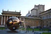 In the Vatican