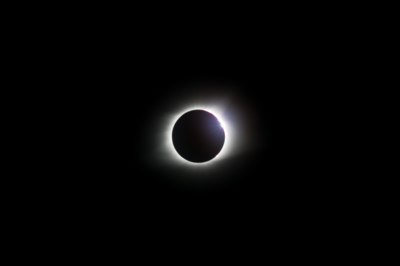 Solar Eclipse in Crofton, KY 8-21-2017