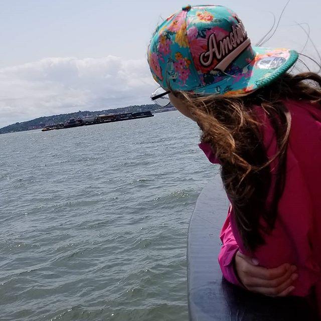 Destiny on the Staten Island Ferry