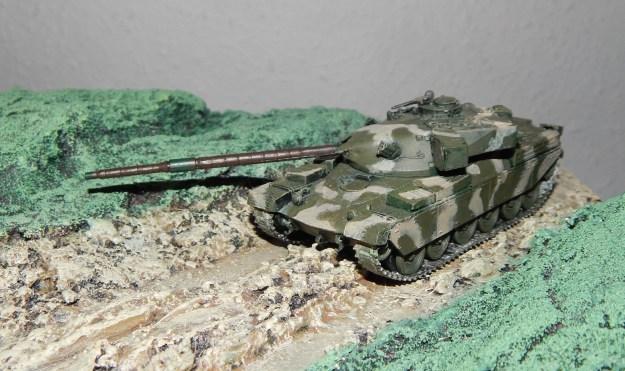 Tank 1:72