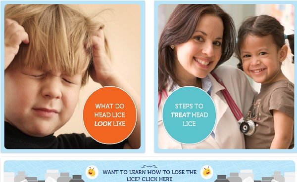Learn how to lose the lice