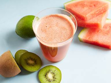 KIWI WATERMELON LIME JUICE